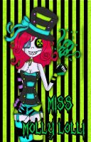 Miss Molly Lolli by ScorpionsKissx