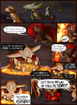 Team LoveShock: Mission 5 P.11 by CheesyCrocs