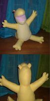 Casey plush by Frootsalad