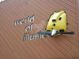 World of illusion museum in Gatlinburg Tn by ArtieWallace