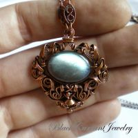 Magical Mirror by blackcurrantjewelry