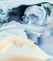 Whitami - Waves of Time by luana