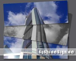 architecture by Sushidesign
