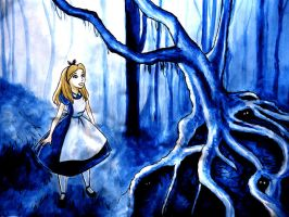 Alice In Creepyland by StokeTheRage
