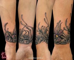 Freehand Dynamics by Anderstattoo