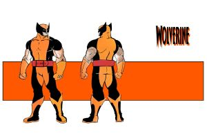 Wolverine Costume Redesign 2 by JasonConrad
