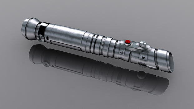 Sentinel Lightsaber 2 by broodofevil