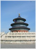 Temple of Heaven by Corycat