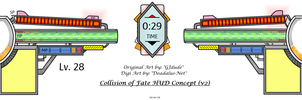 Collision of Fate HUD Concept. (DN V2) by daedalus-net