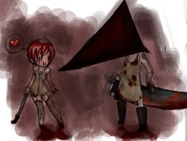 Silent Hill is for Lovers by The-sexy-whale