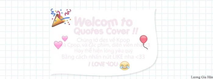 [110816] QUOTES COVER/LGH by KarryCucheoo