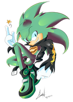 AT: Scourge by SonadowRoxmyWorld