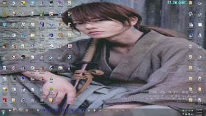 Desktop 1/1/2013 by ScarredSwordHeart