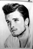 Josh Hutcherson by kjviray