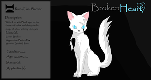 BrokenHeart -profile- by annathewerewolf
