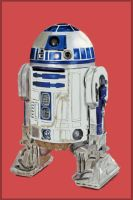 Poster Project - R2-D2 by RichardBurgess