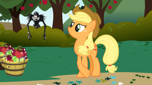 Death Note - Applejack by normanb88