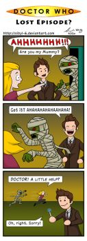 Doctor Who: Lost Episode? by Sibyl-6