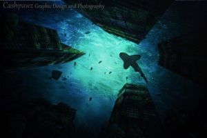 Underwater City by Cashpawz