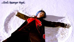 +Konan+ Snow Angel by Darling-Poe