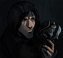 Corvo Attano by ex-m