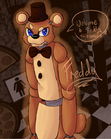 Five Nights At Freddy's - Freddy by Artificem-Draconis