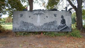 theYOUNG   HACK UND LACK WALL 2013 by have-a-nice-grey