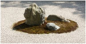 Rock garden by CookiemagiK