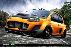 Novo Uno Tuning by Johnny-Designer