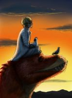 Duncan's Dinosaurs by soyrwoo