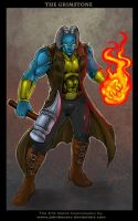 $10Commission: The Grimstone by johnbecaro