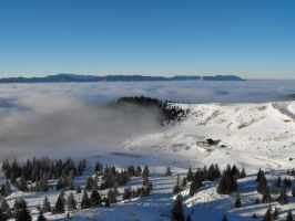 Vercors mountains to France by A1Z2E3R