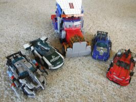 Wreckers by cronoseprime