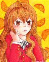 Taiga Pout by WingedLioness