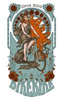 BikeBike Nouveau by JennaleeAuclair