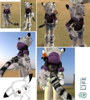 Second Life Rua v2.0 by ruakuu