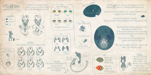 Hoshikami Species Guide (CLOSED Species) by SMASH-ii