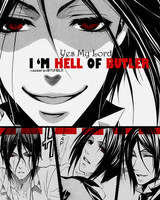 I'm hell of Butler by Fatooomi
