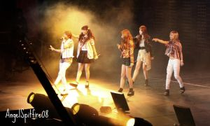 Fx at SM Town Concert 2011 NYC by AngelSpitfire08