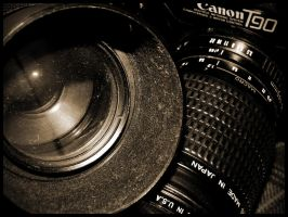 Canon T90 by Mike-Williams