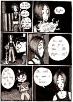 Puppet King Comic: Page Nine by janiceghosthunter