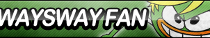 SwaySway Fan Button by ButtonsMaker