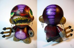Korgo Mini Munny by bryancollins