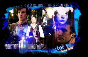 Doctor Who Trailer Wallpaper by feel-inspired