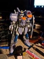MG 1/100 Duel Gundam w/Assault Shroud by aryss-skahara