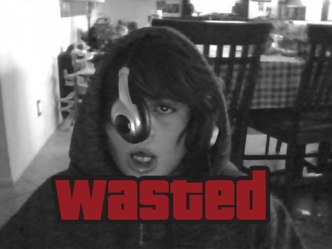 WASTED by SINISTER-MASSACRE