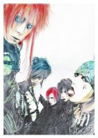 .:DIR EN GREY:. by joan-nez