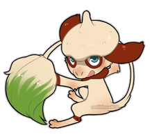 Smeargle by CookieHana