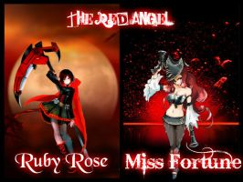The New Red Angel by JohnnyTheEpicChhun