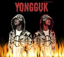 Bang Yongguk (2) by AMerHAkeem